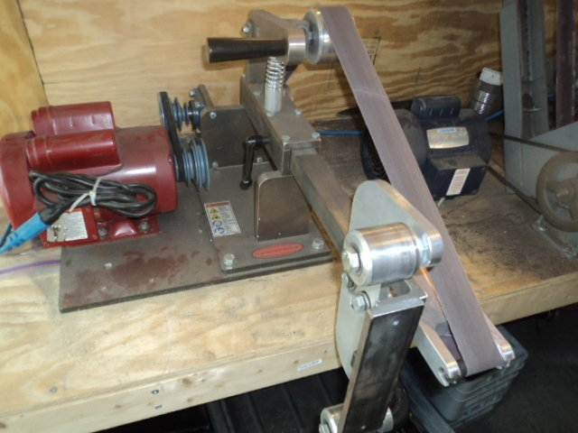 For Sale Kmg 72 Quot Belt Grinder Tools Supplies And