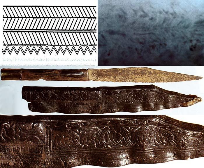 bronze age and iron differences dating