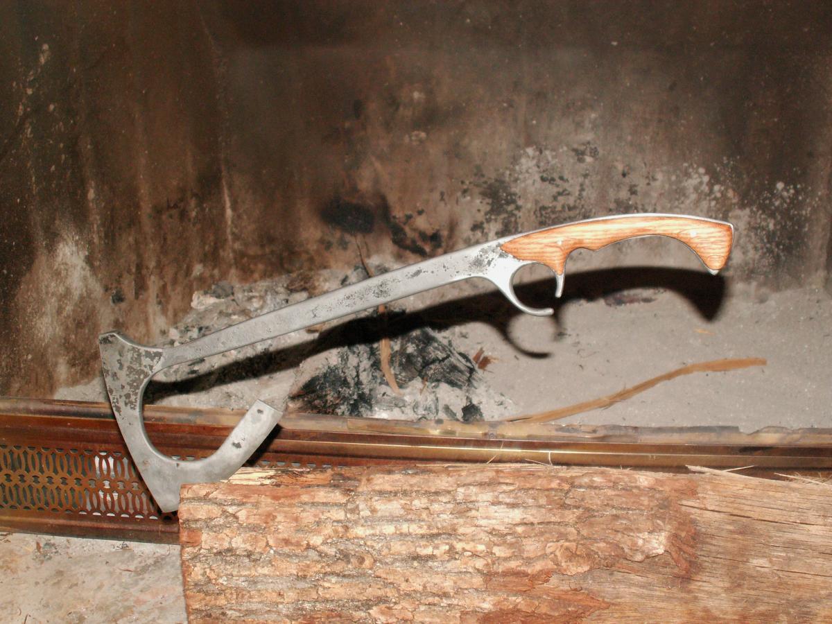 how to get gargoyle tail axe