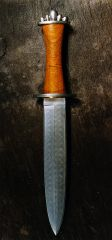 Viking style dagger