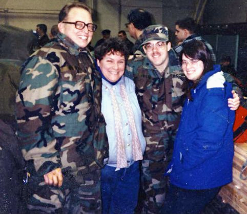 BethRic returning from Desert Storm with Ed and Sue.png
