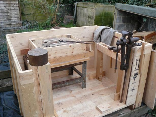 worlds smallest workshop - my new playground - tools and tool making ...