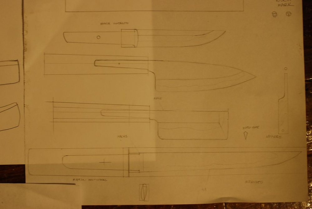 Tantokotantoandkitchen knives.JPG