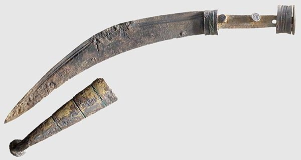 Greek and Roman Knife and Sword Vocabulary - History