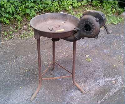 For Sale - Champion forge and Blower - Tools, Supplies and