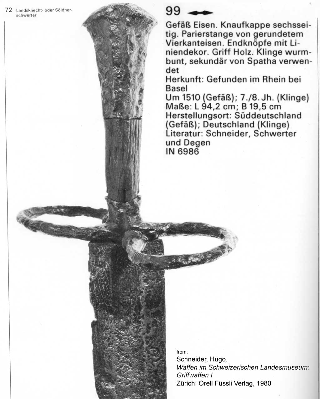 Pattern Welded Sword Custom Design Ideas