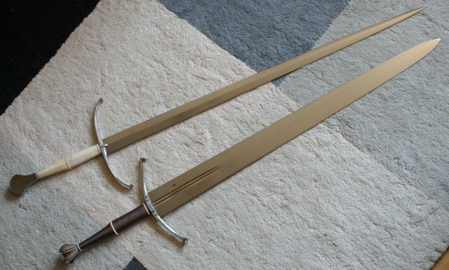 Leather Grip on Swords - Fit and Finish - Bladesmith's Forum