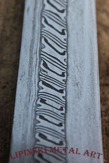 Pattern welded seax composite handle 6.jpg