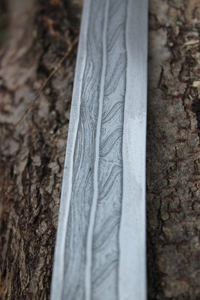 Pattern welded seax knife blade 17.jpg