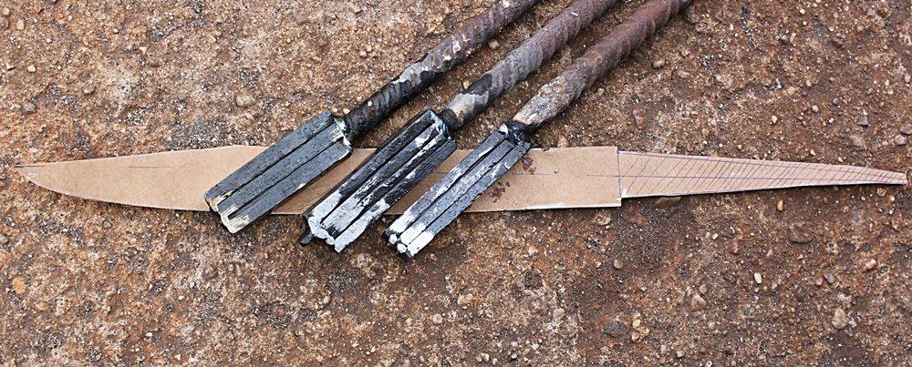 Pattern welded seax 1.JPG