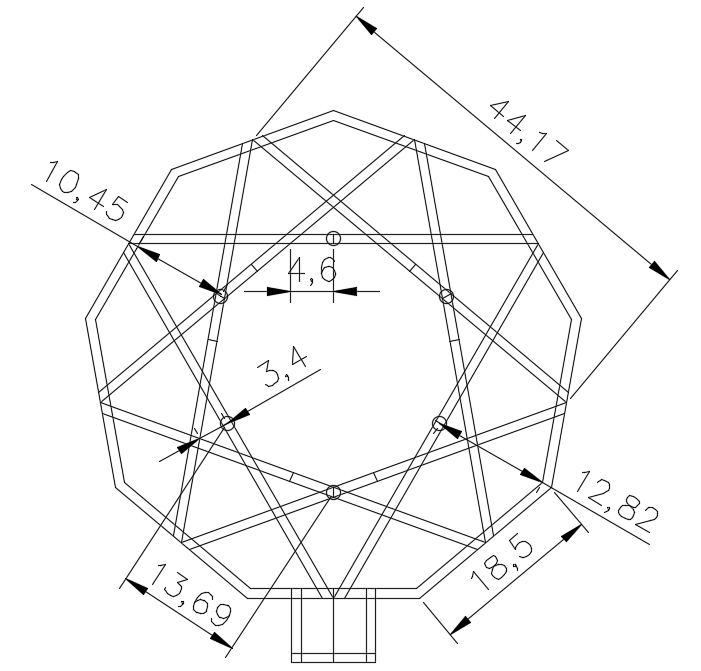 Ceiling Joist Layout 6 Beam.PNG