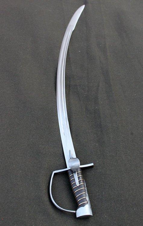 Hussar sabre Szabla husarska 1.JPG