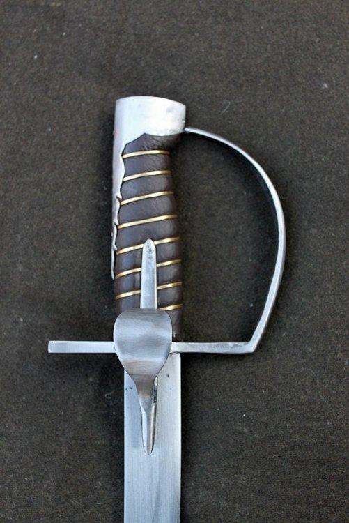 Hussar sabre Szabla husarska 5.JPG