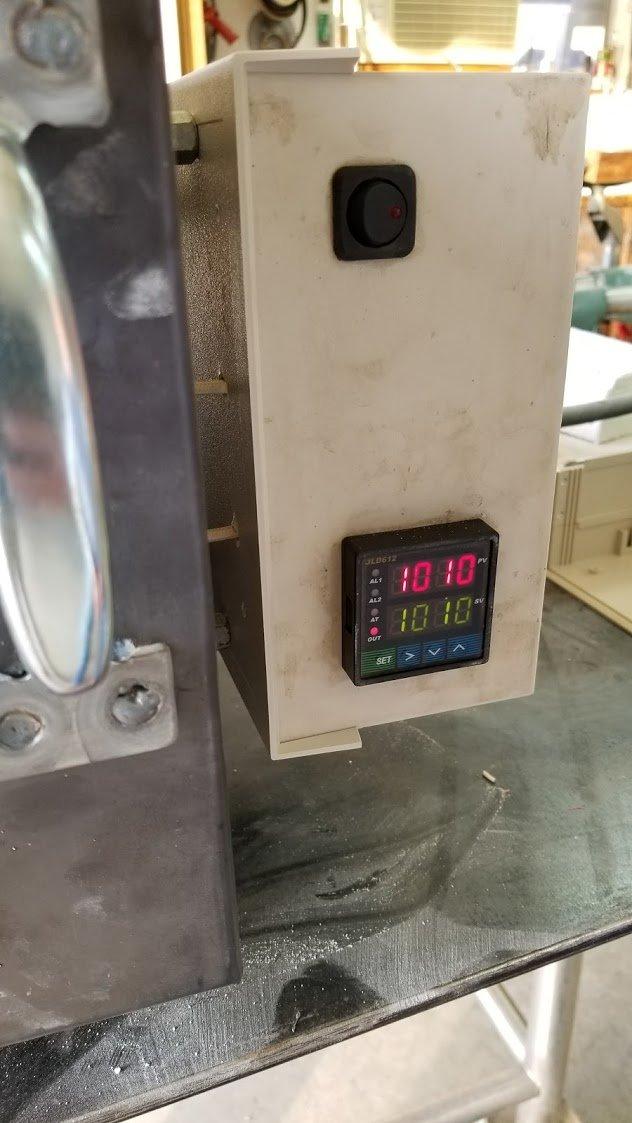 DIY Electric Kiln - Tools and Tool