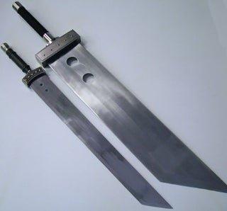 "Final Fantasy ""Buster Sword"""